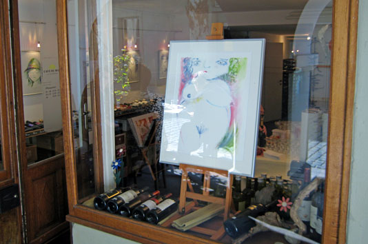 """Art Exhibition """"Here I am"""" at the Cave du Midi, Berne"""